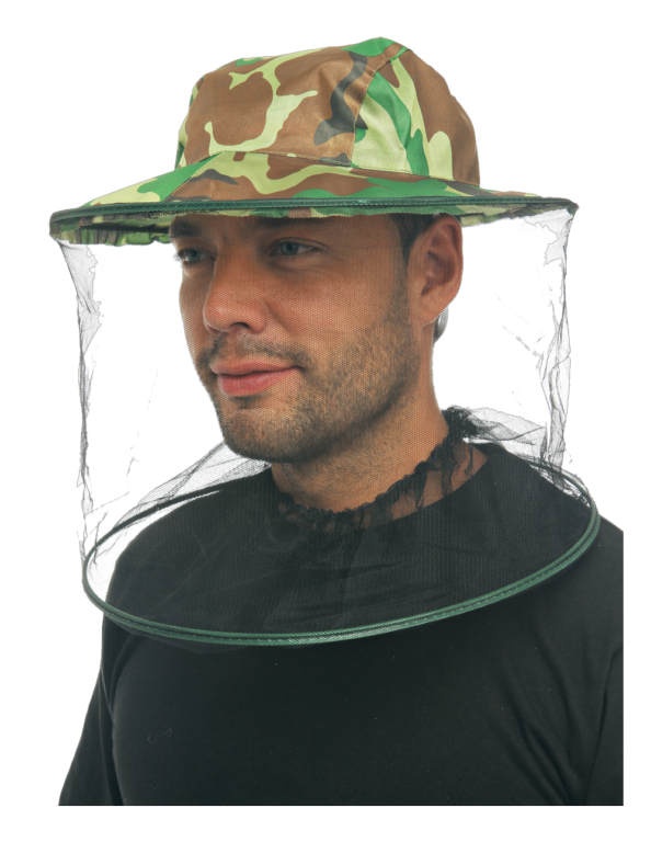 Шляпа-накомарник