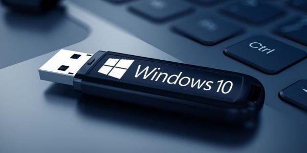 Загрузочная флешка с ОС Windows 10