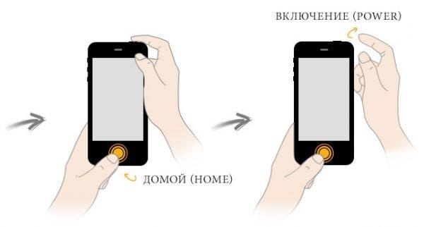 Загрузка iOS