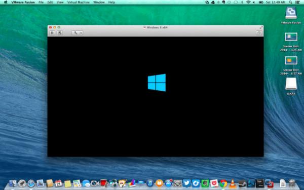 Windows как приложение