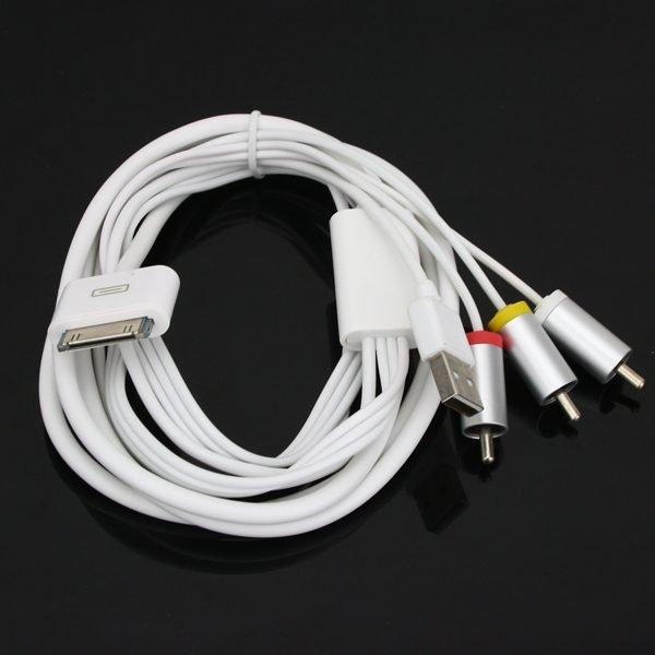 Комбинированный AV-кабель