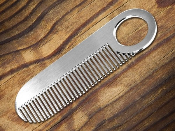Металлическая расчёска