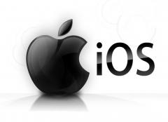 айос логотип