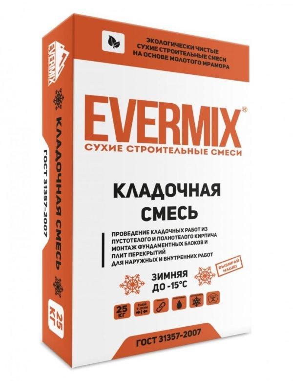 Кладочная смесь Evermix