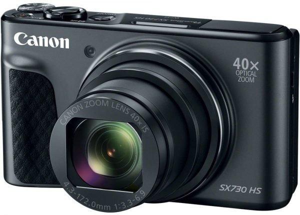 Компактная камера типа «ультразум»