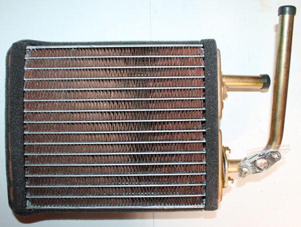 Медный радиатор «Лузар» для ВАЗ 2104–2107