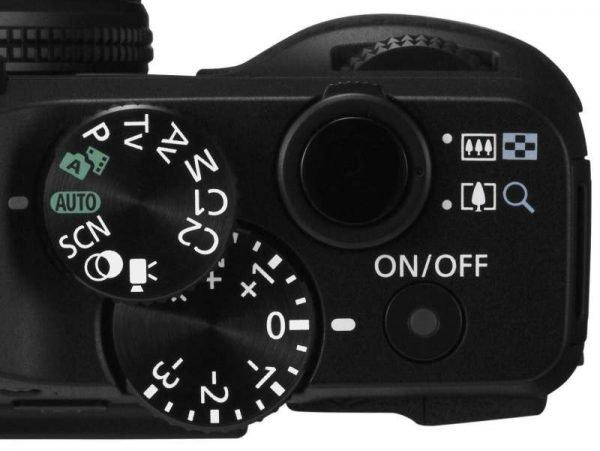 Программное колесо фотокамеры