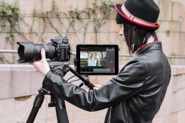 Съёмка видео на фотоаппарат