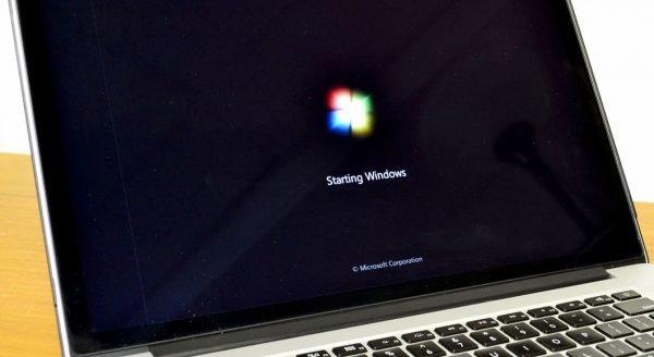 Установка Windows 7 на MacBook