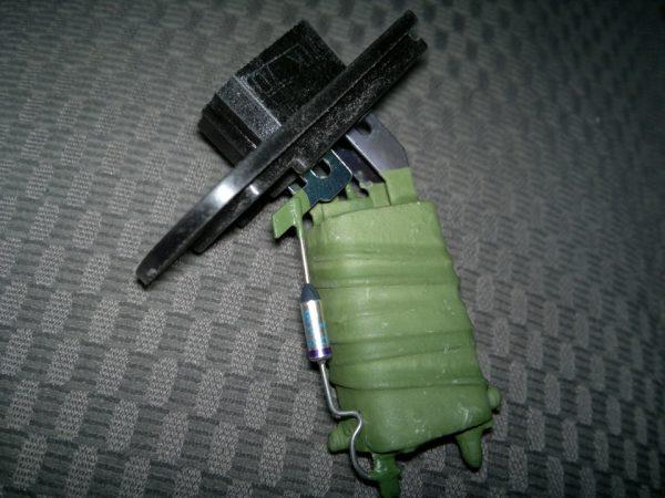 Резистор вентилятора «Лады Калины»