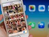 Загрузка фото на iPhone