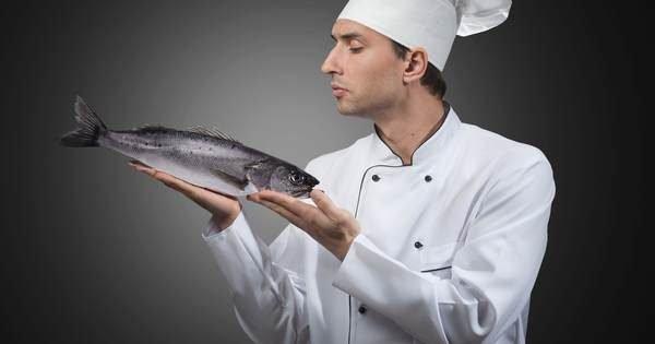 Выбор рыбы по запаху