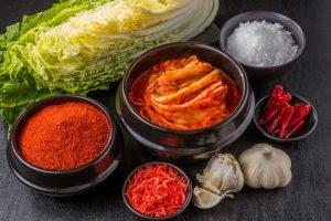 Аппетитная кимчи - одно из главных блюд корейской кухни
