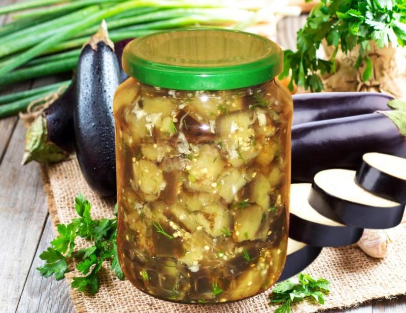 Баклажаны как грибы на зиму, рецепты с фото. Как приготовить баклажаны как грибы на зиму: без стерилизации, с чесноком, с яйцом