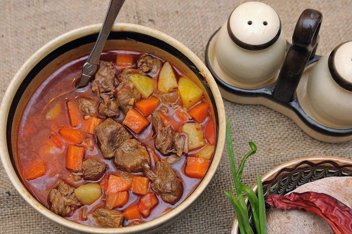 венгерская кухня рецепты с фото вторые блюда могут