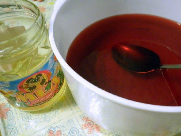 Глинтвейн и мёд