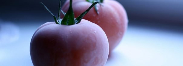 Замороженные помидоры