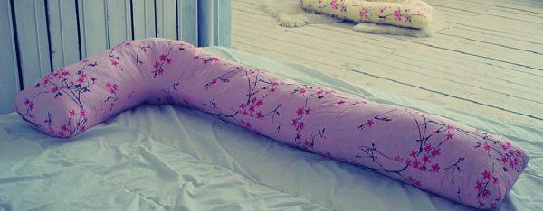 Г-образная подушка