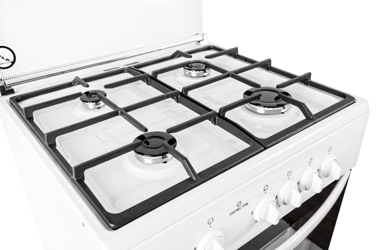 Как отмыть решетку газовой плиты советы