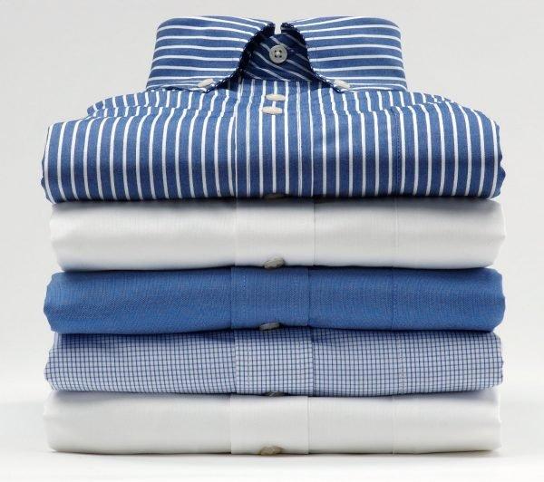 Стопка рубашек
