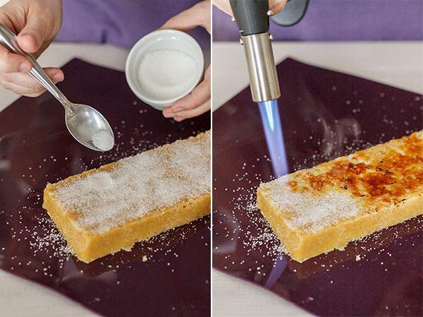 Карамелизация сахарного песка