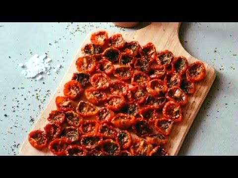 Вяленые томаты в мультиварке