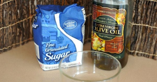 Продукты для приготовления смеси, чтобы отмыть жгучий перец