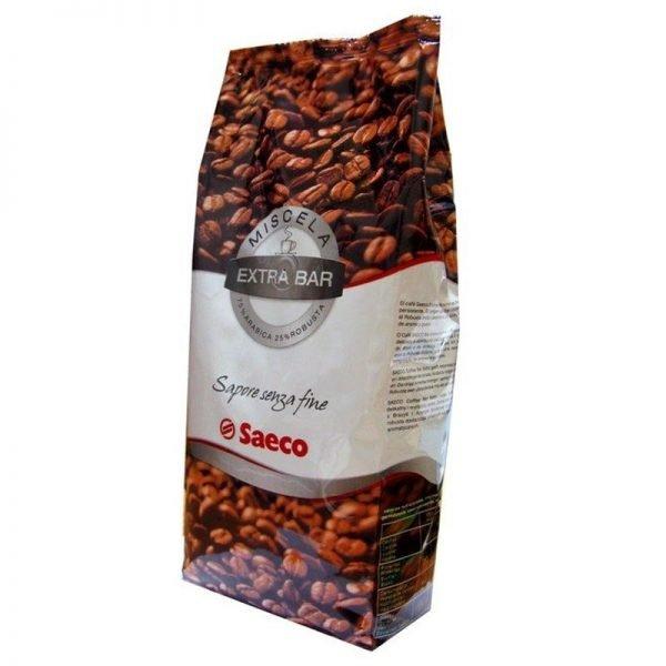 Кофе в зёрнах SAECO
