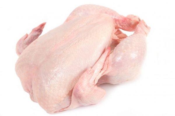 Курица после разморозки