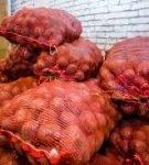 Как хранить картофель в мешках