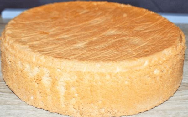 Высокий бисквит