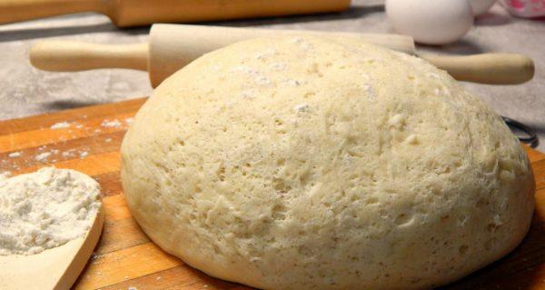 Тесто на расстойке