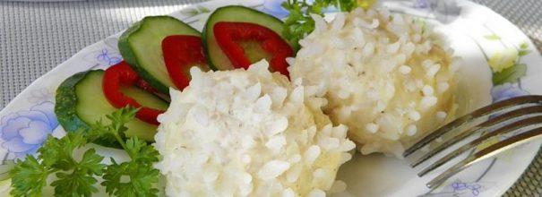 Ёжики из фарша с рисом - аппетитное, сытное и очень вкусное блюдо, приготовить которое сможет каждый