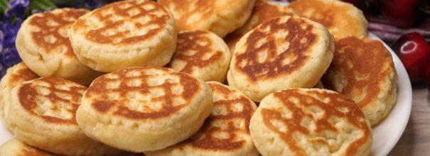Быстрое печенье на сковороде - чудесное лакомство из детства