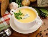 Нежный вкус и неповторимый аромат сырного супа  заставляют влюбиться в это блюдо с первой ложки