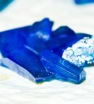 кристалл из медного купороса