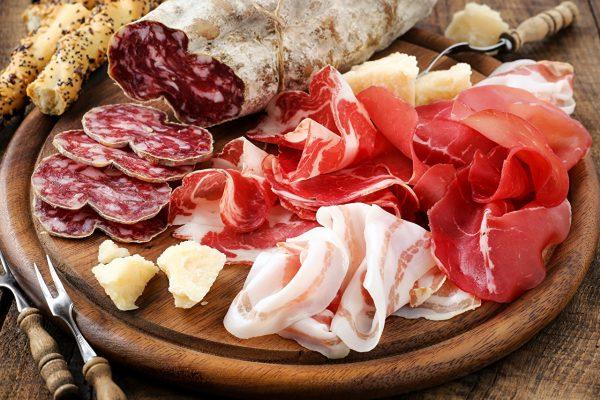 Мясное ассорти из свинины