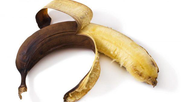 Перезрелый банан