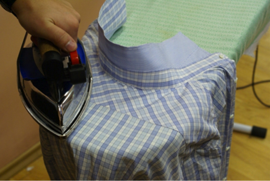 b9207ff2a2f5851 Как правильно гладить рубашки с длинным или коротким рукавом ...