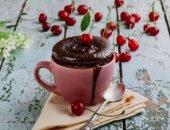 Кекс в кружке в микроволновой печи - шикарный вариант быстрого и вкусного десерта