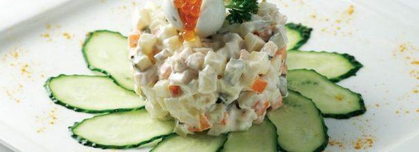 Аппетитный салат