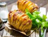 Запечённый картофель в духовке