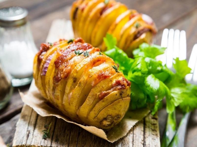 Как приготовить картофель со специями