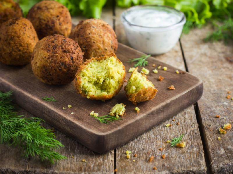 Как приготовить фалафель: 5 вкуснейших рецептов