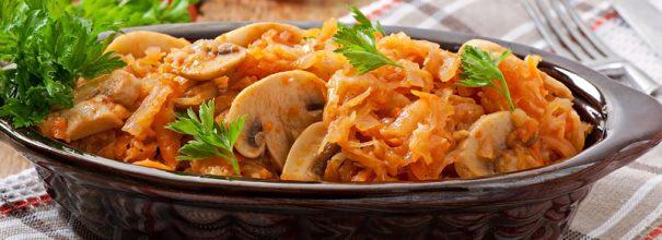 Грибная солянка на зиму - потрясающе вкусное блюдо с неповторимым ароматом