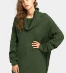 Объёмный пуловер