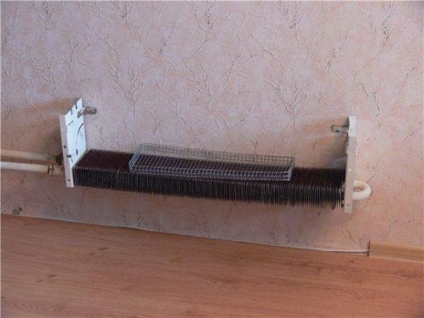 Сетка на радиаторе