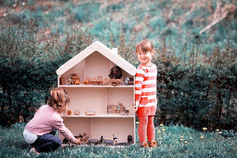 post_566680ac33922 Чего сделать кукольный дом. Кукольный домик своими руками: инструкции и советы по созданию. Чтобы сделать детский домик своими руками, нужно