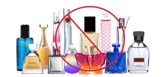 Духи и одеколон — плохое средство для устранения запаха мочи