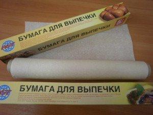 Бумага для выпечки